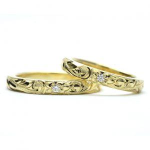 アニバーサリーリング(結婚指輪)